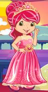 Princess Straberry Shortcake by unicornsmile