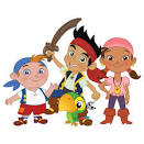 Jake and the neverland pirates characters