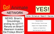 GoAnimate Network Design (2006-2007)