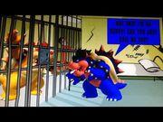 Dark Bowser Gets Arrested GoAnimate Wiki V2