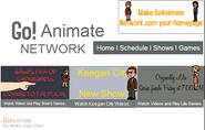 GoAnimate Network Design (2008-2009) -For Real!-