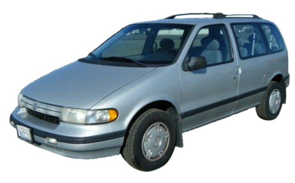 1995 Mercury Villager Van