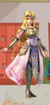 Princess Zelda GoAnimate