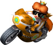 Miss D Artwork - Mario Kart Wii