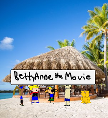 Betty anne bongo the movie poster