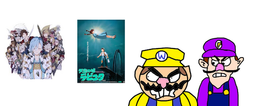 Wario and waluigi wants to see fire emblem if