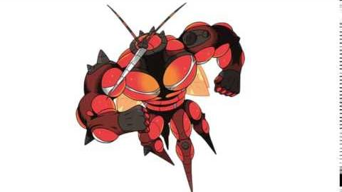 Pokemon Cries - Buzzwole