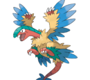 Archeops (Azura's pet Archaeopteryx)