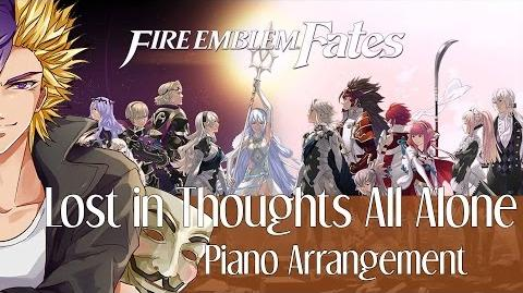 Lost in Thoughts All Alone (Fire Emblem Fates)【Dysergy】【Piano Arrangement】【Dysergy】-1