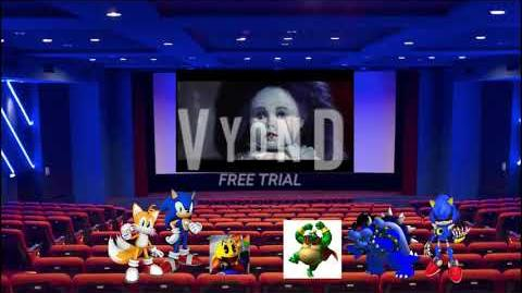 King K. Rool, MS and DB misbehave at the movies