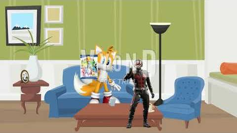 Tails gets MMPR The Complete Series on DVD-0