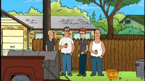 King of the Hill - Intro Title (Best Quality)