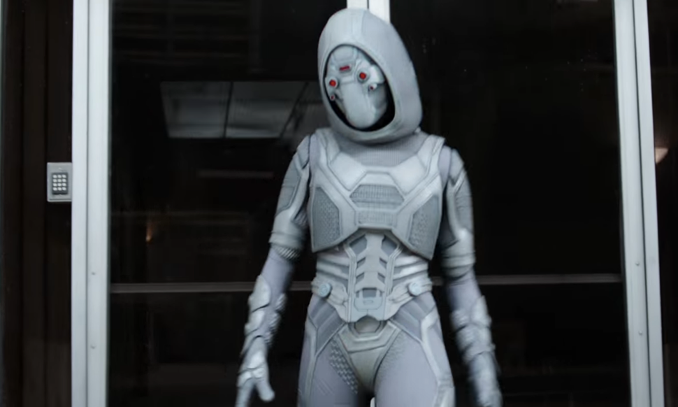 Ant Man Ghost
