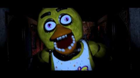 Chica Jump Scare