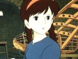 Sheeta (Castle In The Sky)