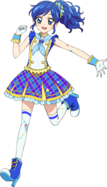 Aoi In Blue Torte Coord