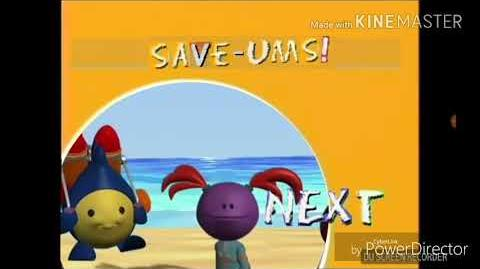 Ready Set Learn on Discovery Kids block- The Save-Ums! Next Bumper (RECREATION)