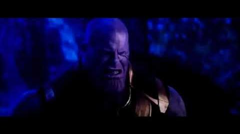 Avengers Infinity War - Thanos Gets Soul Stone Pt 3