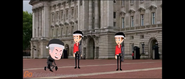 Psychris shows up on Buckingham palace guards-0