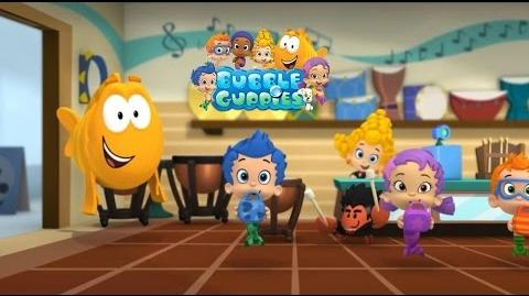 Bubble Guppies It's Time For Lunch Song