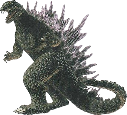 Godzilla Save The Earth GODZILLA 2000