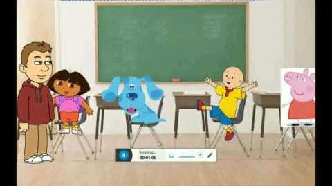 Dora Gets Sent To Military School