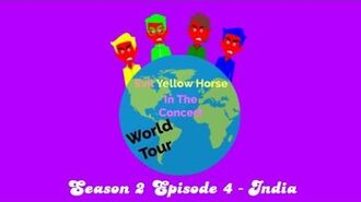 Evil Yellow Horse In The Concert - Season 2 Episode 4 - India
