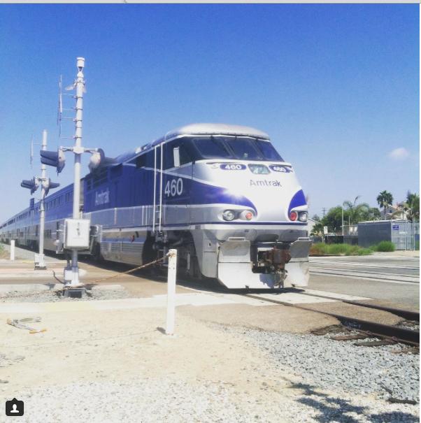 Amtrak 460