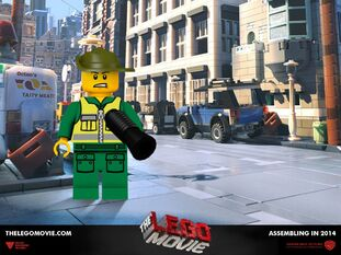 Lego-Movie-Sig-Fig- Sgt. COMMANDARMY Wallpaper!!!!!!!