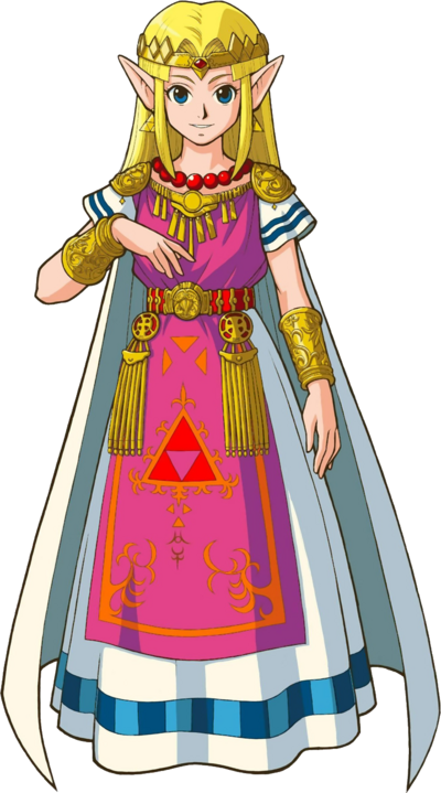Princess Zelda (A Link to the Past)