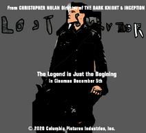 Lost Survivor(International Poster)