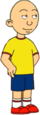Caillou (Go!Animate Former Troublemaker)