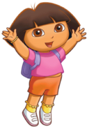 Dora pose by kaylor2013-d83je21