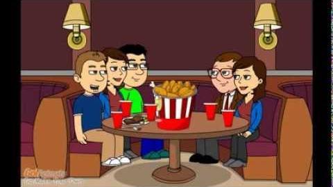 Andrew Goes to KFC