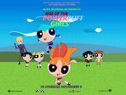 Rise of the Powerpuff girls 2018 Final Poster 5 UK