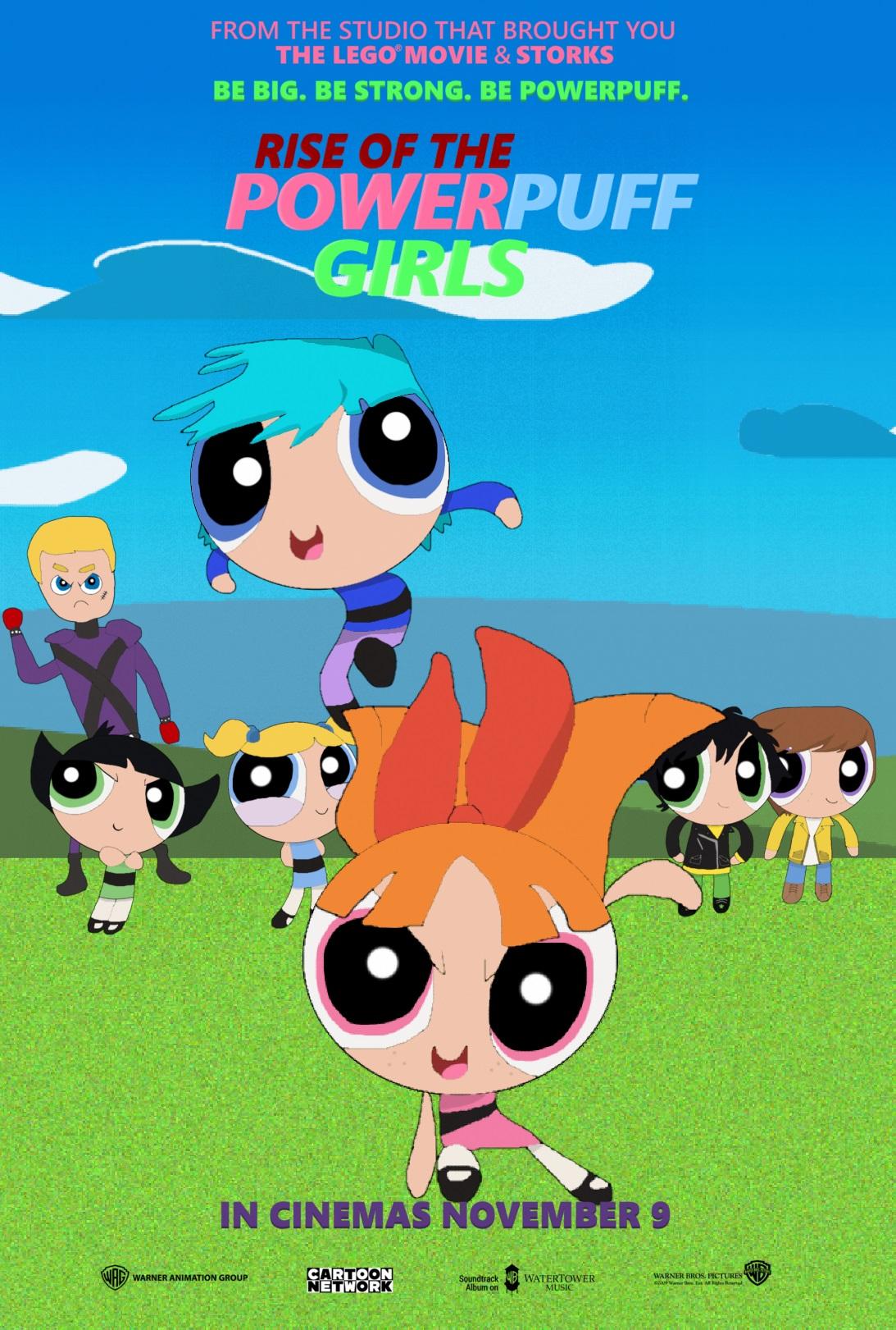 Rise of the Powerpuff Girls | GoAnipedia | Fandom