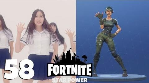 Fortnite- ALL 58 emotes and dances + Their real life original references -No bonuses-