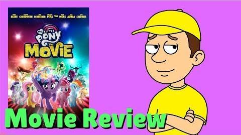 Fan Reviews- My Little Pony- The Movie