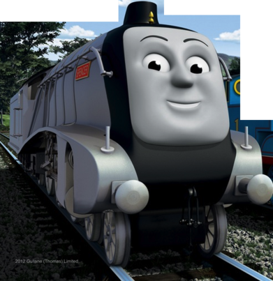 Spencer the Express Engine