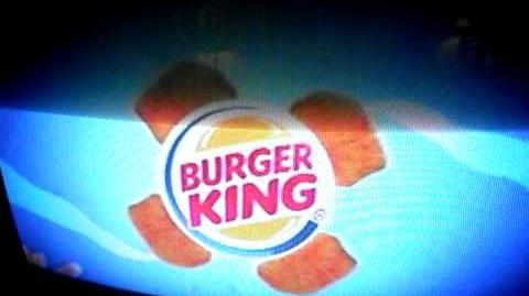 Burger king commercial toys from Simpsons Treehouse Of Horror