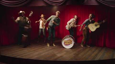 Country Fried Dancin' - Pepto-Bismol 5 Symptom Commercial
