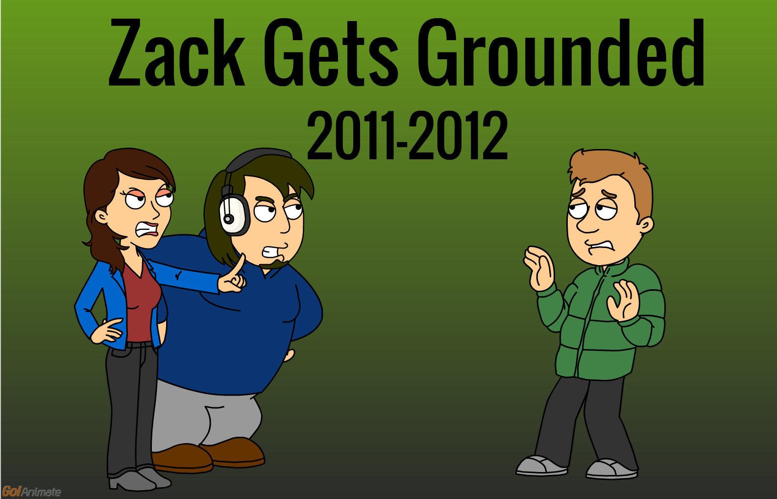 Zack Gets Grounded: The Original Series | GoAnipedia