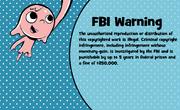 Gum Girl FBI