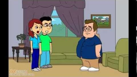 Andrew's Dad gets Fired and Gets Grounded by Andrew's Parents