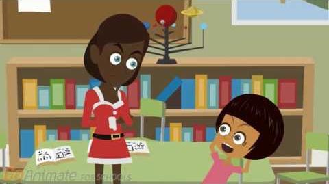 Dora Gets Arrested in School