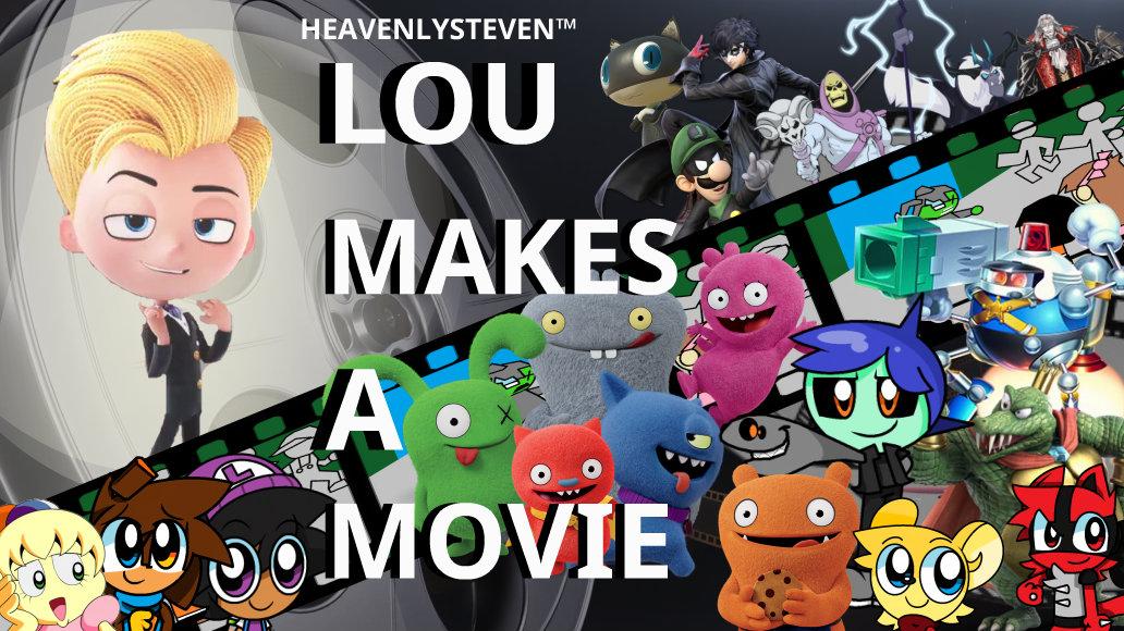 Lou Makes A Movie   GoAnipedia   FANDOM powered by Wikia