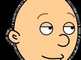 Bald Caillou
