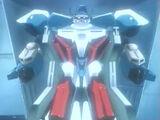 Grandchase Warrior Protoform Mecha