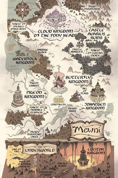 Map of Mewni-1-