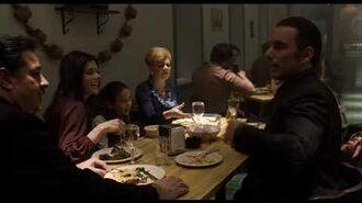 The Irishman - Restaurant Scene